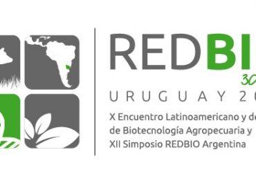 Se acerca REDBIO Uruguay  2019